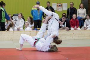 Bild Wurf Judoturnier Altstätten 2