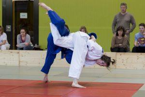 Bild Wurf Judoturnier Altstätten 3